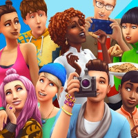 "GLAAD praises groundbreaking ""The Sims 4"" box art with LGBTQ couple."