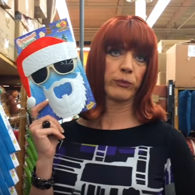 It's always a fun time shopping with Miss Coco Peru
