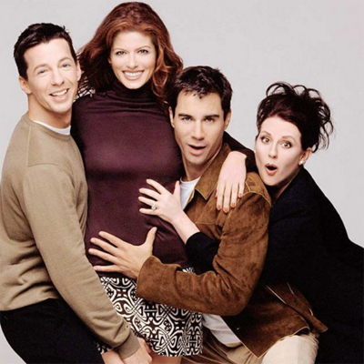 """The new year promises more """"Will & Grace"""""""