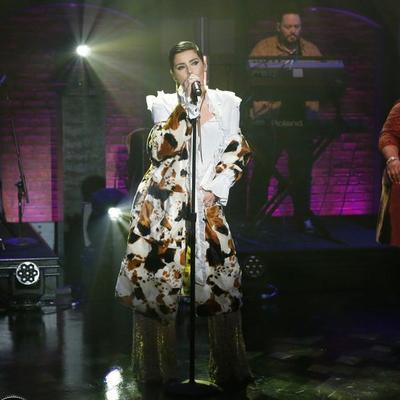 Nelly Furtado's subtle nod to queer designers
