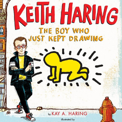Picture book being released about Keith Haring's life