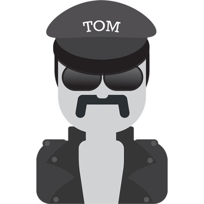 Tom of Finland gets an emoji