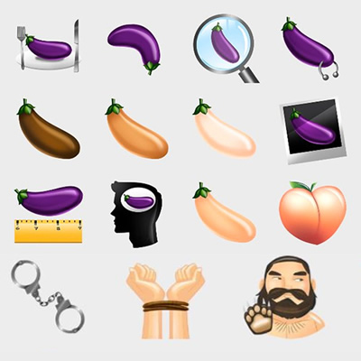 Grindr releases sexy emojis