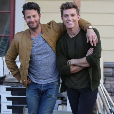 Nate Berkus back on TV with real-life hubbie