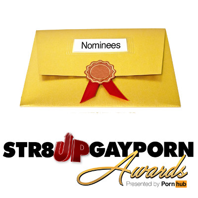 Str8UpGayPorn Awards releases list of nominees