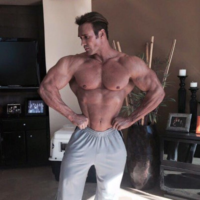 Four-time Mr. Natural Universe's nude pics leak online