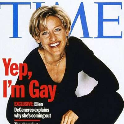 Yep, Ellen DeGeneres came out 20 years ago