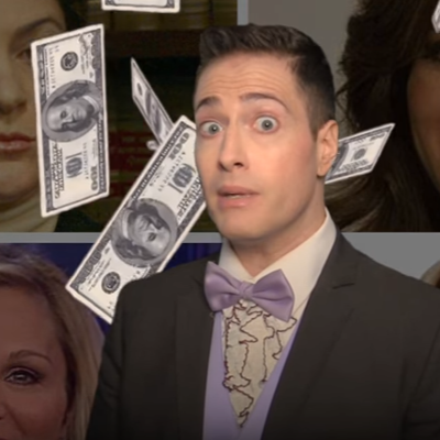 Randy Rainbow gives Bill O'Reilly a musical kick in the ass