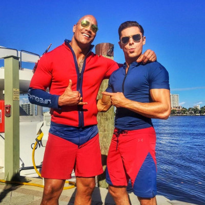 "Who is hotter: Dwayne ""The Rock"" Johnson or Zac Efron"
