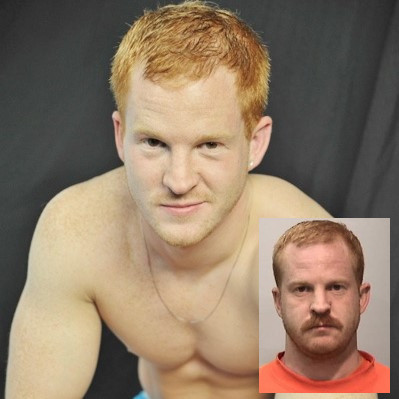 Former gay porn star Blu Kennedy arrested