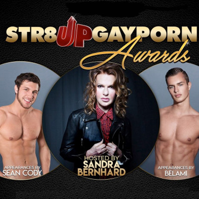 Str8UpGayPorn Awards to stream live