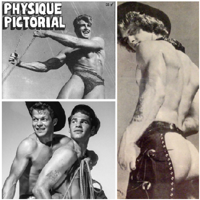 "Bob Mizer's ""Physique Pictorial"" being revived"