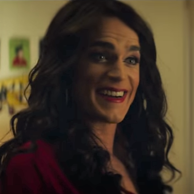 First look at Matt Bomer as a trans woman