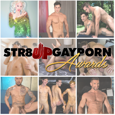 And the winners from the Str8UpGayPorn Awards are ...