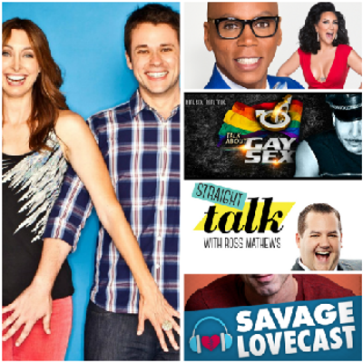 Gay positive podcasts to tickle your earbuds