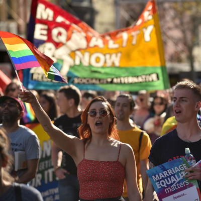 Australia still struggling with gay marriage