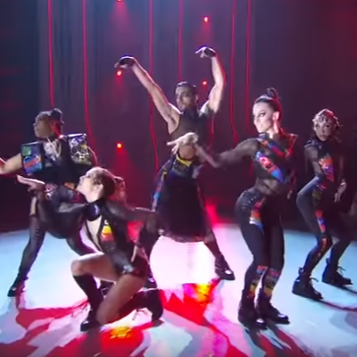 "RuPaul's ""Call Me Mother"" used for fierce dance routine"