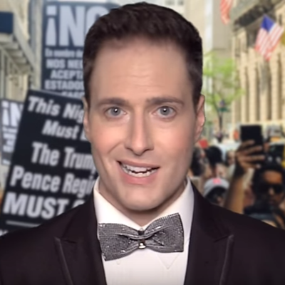 "Randy Rainbow sings about ""DACA Shame"""