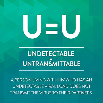 """HIV: does """"undetectable"""" mean """"untransmittable?"""""""