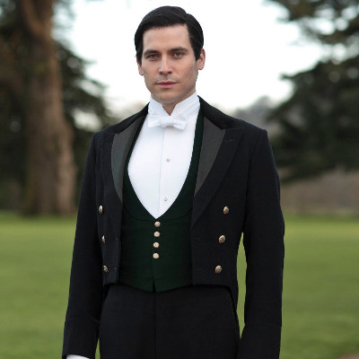 """""""Downton Abbey"""" actor claims he is now being typecast"""