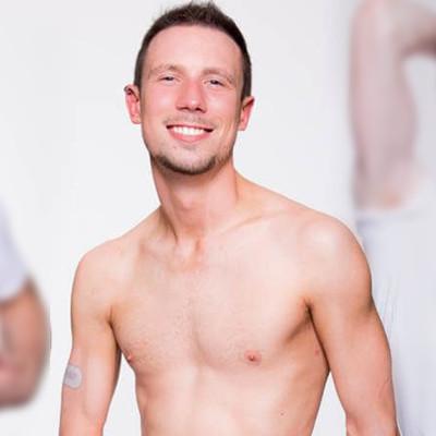Porn model Jason Domino speaks in favor of PrEP at UN