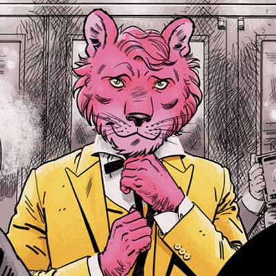 "Your first look at the new ""gay playwright"" Snagglepuss"