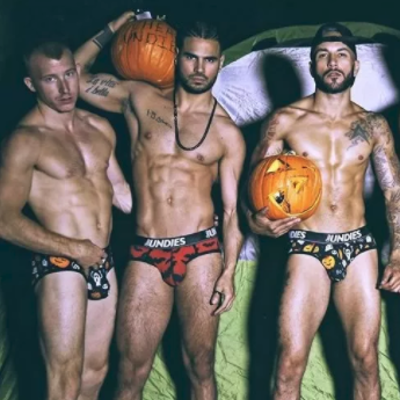Sexy charades on a Halloween night. What could go wrong?
