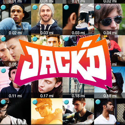 Dating app Jack'd disses Grindr