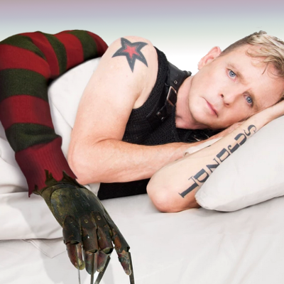 "Gay actor explains how ""Nightmare on Elm Street 2"" ruined his life"