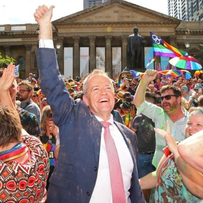 Australians says yes ... to same-sex marriage!