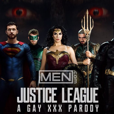 "X-rated ""Justice League"" out this week"