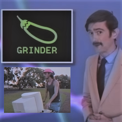 Grindr would have been very different in the 80s