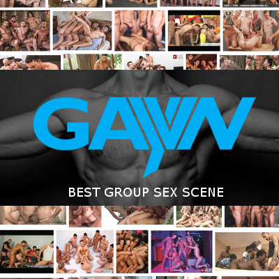 Who should win the GayVN Award for best orgy?