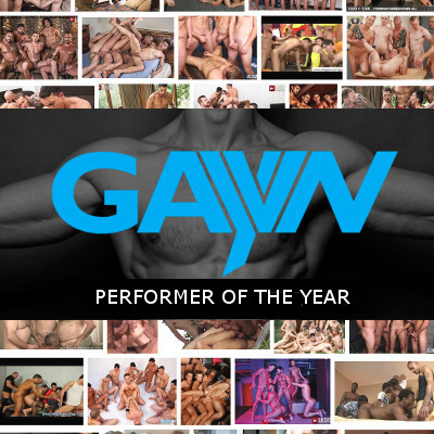 Who should win the GayVN Award for Performer of the Year?