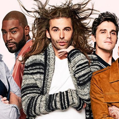 "Check out the first official trailer for the new ""Queer Eye"" series"