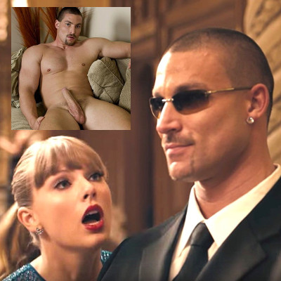 Former porn model Kevin Falk pops up in new Taylor Swift video