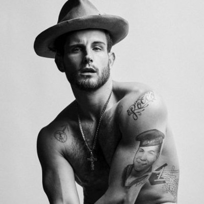 Nico Tortorella has written a poem ... about his penis
