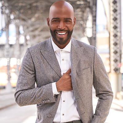 Queer Eye's Karamo Brown defends meeting VP's wife Karen