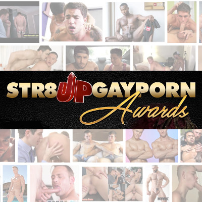 Nominees announced for the 2nd annual Str8UpGayPorn Awards