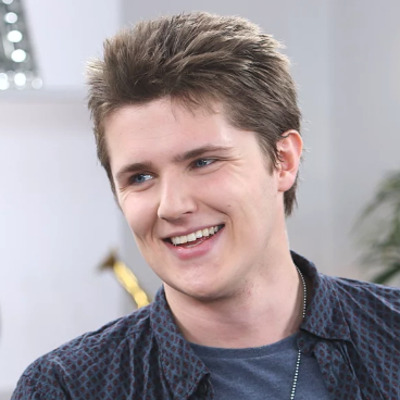 Actor Eugene Simon caught in intimate moment