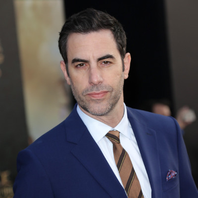 Why did Sacha Baron Cohen donate to an anti-gay group?