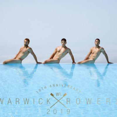 Sexy video celebrates the 10th anniversary of Warwick Rowers
