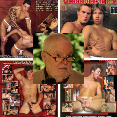 The life and times of porn producer William Higgins