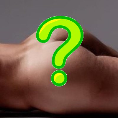 MrMan challenge: Whose butt is it?