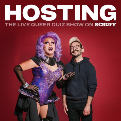 SCRUFF launches a live trivia quiz show
