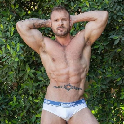 Austin Wolf is newest CockyBoys' exclusive