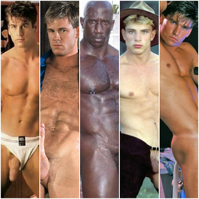 Vote: who was the hottest 90s gay porn star?