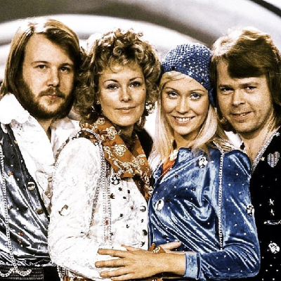 Thank the gays for ABBA's return