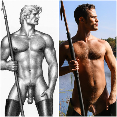 Finally, official Tom of Finland porn is on its way