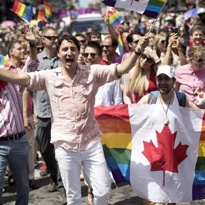 """Canada moving to stop """"gay conversion"""" therapy"""